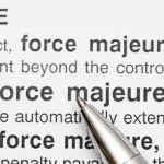 Force Majeure | Force Majeure Superior Force But Not Act Of God