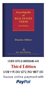 Encyclopedia of Real Estate Terms, Third Edition
